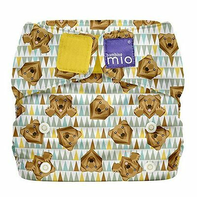 Bambino Mio Miosolo Lot All-in-One Taille unique, Grizzly [Grizzly]  NEUF