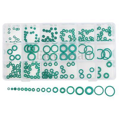225pcs Seal O-ring Set Air conditioning Rubber Washer Assortment for R22 R134a