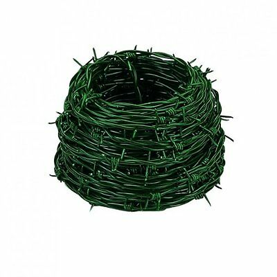 PVC Barbed wire Pasture wire Wire fence S-Wire S-wire Ø 2,8 mm Length 25 m