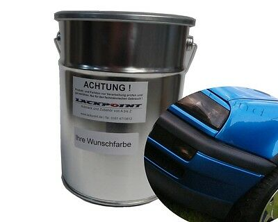2 L Ready To Use Base Coat Imperial Blue Metallic Car Paint Lackpoint Tuning