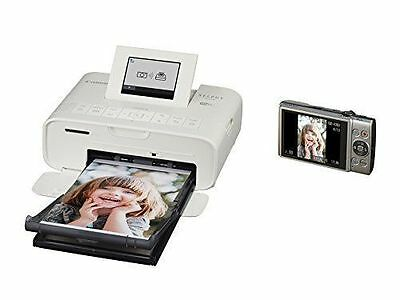 Canon Selphy CP-1200 blanc [Blanc] - Canon SELPHY CP1200, 300 x 300 DPI NEUF