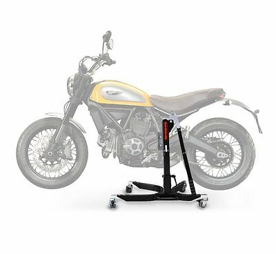 Motorrad Lift ConStands Power Ducati Scrambler Icon 15-16 Zentrallift