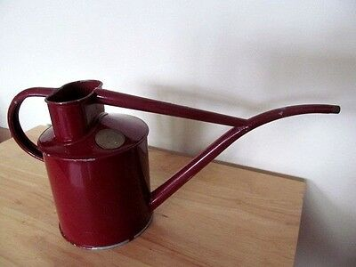 Vintage  Haws Watering Can. Conservatory / Pot Plants Etc