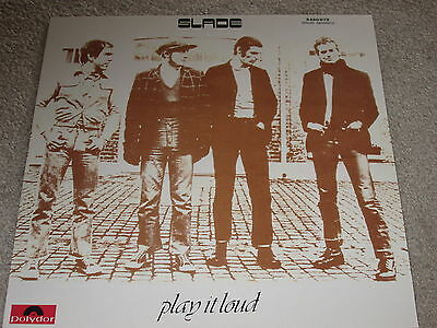 Slade - Play It Loud - New - Lp Record