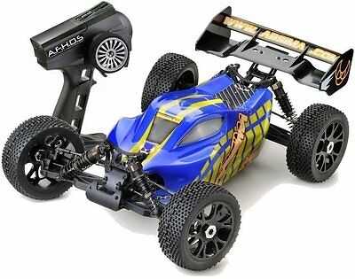 """Absima 13202 EP 4WD Buggy """"AB2.8BL""""Brushless 2.4GHz RTR 1:8"""