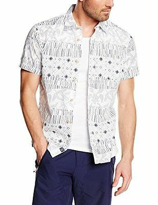 Oxbow Clagen Chemise Homme Blanc FR : M Taille Fabricant : M [FR : M NEUF