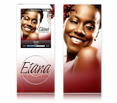 MusicSkins Sticker pour iPod Nano 4G Motif Etana The Strong One [Multi] NEUF