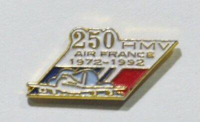 Pins Avion Aviation 250 Kmv Air France 1972.1992 1.5 Cm
