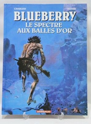 BLUEBERRY BD Charlier Giraud le spectre aux balles d'or Dargaud Esso 2000