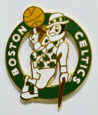 Pins Basket Ball Celtics Boston Etats Unis Nba Grand Modele Metal Epais