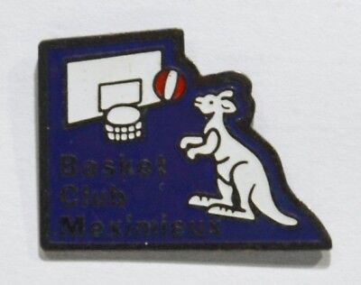 Pins Basket-Ball Meximieux Ain 01 Kangourou