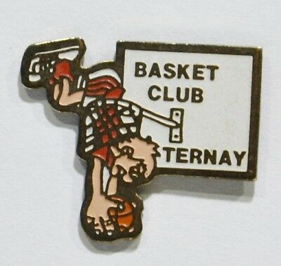Pins Basket Ball Club De Ternay 69 Rhone