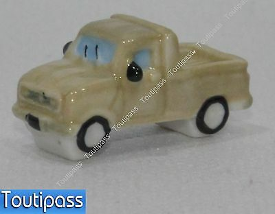 RENAULT automobile fève 4L R4  pick up Bean Charm porcelaine 3 cm