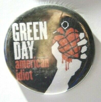 GREEN DAY American Idiot magnet 5.5 cm