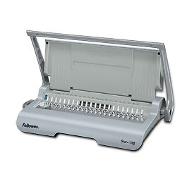 NEW! Fellowes Star Plus A4 Comb Binder