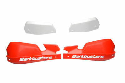 RED BarkBusters VPS MotoCross Handguards ONLY