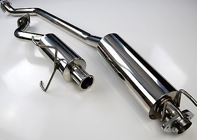Stainless Steel Cat Back Exhaust System For Honda Civic Type R Ep3 2000-2007