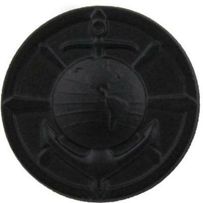 USMC  Marine Corps Collar Device Religious Program Specialist Black 1""
