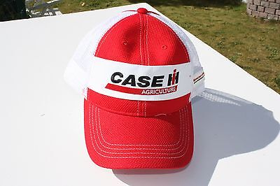 Ball Cap Hat - Case IH Agriculture - Efficient Power EP - Tractor (H1464)