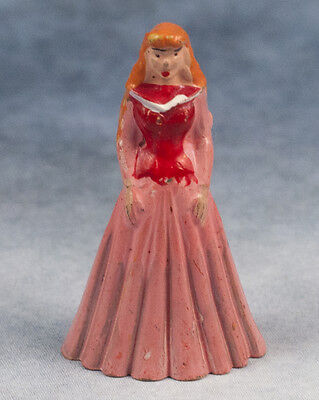 Vintage Marx Disneykins Sleeping Beauty 1960's Disneykin Plastic Figurine