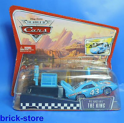 Disney Cars Launch & Race /  M1895 / The King