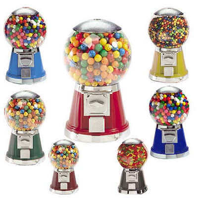 Classic Bubble Candy Gumball Vending Machine FREE SHIP