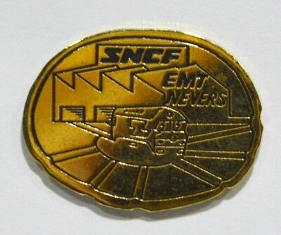 Pins Train Sncf Emt Nevers 58 Nievre