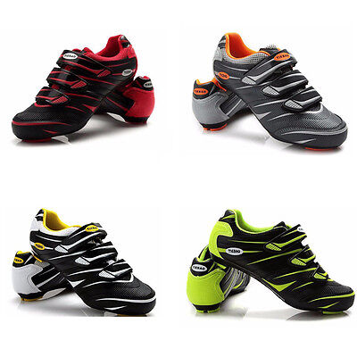 Tiebao MTB Bike Shoes Professional Sports Shoes Cycling Lock Shoes SPD-SL
