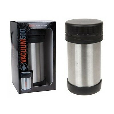 Summit 500ml Stainless Steel Vacuum Hot Food Container Flask Travel Camping