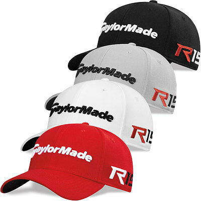 TaylorMade Golf Mens TM 39Thirty New Era Tour Cap R15 Aeroburner Fitted Hat