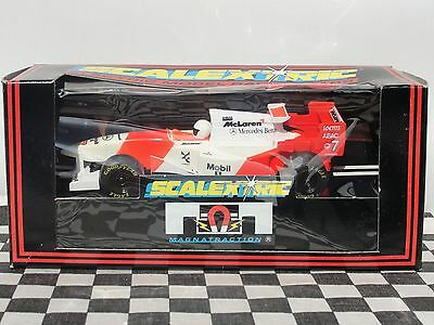 Scalextric  Mclaren Mercedes Mp4/10  #7 C585   1.32  New Old Stock Boxed