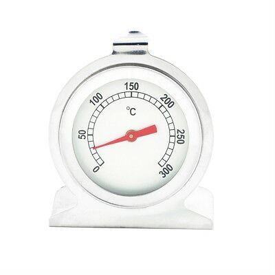 Classic Stand Up Food Meat Dial Oven Thermometer Temperature Gauge Gage BH