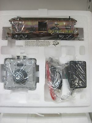John Wayne The Duke Express Legandary Cowboy On30 Scale HO Train w/ Controls NIB
