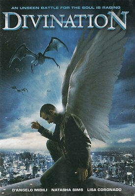 NEW Sealed Christian End Times Thriller WS DVD! Divination (D'angelo Midili)