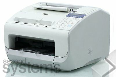 Canon i-SENSYS Fax-L140 Fax machine Laser Multifunktions Fax ONLY 3.500 Pages