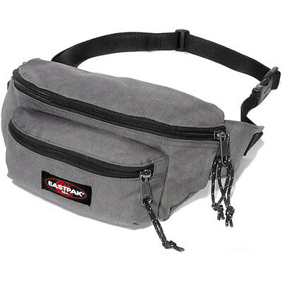 Eastpak Doggy Unisex Bag Bumbag - Sunday Grey One Size