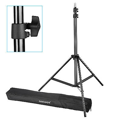 Neewer Heavy Duty 6ft Photography Light Stands w/ Carrying Case for Reflectors