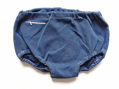 "Men's Vintage 70's Swimming Trunks Retro 28"" Waist"
