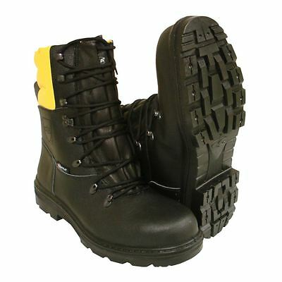 Chainsaw Safety Boots COFRA Class 1 Sizes 6.5 - 12