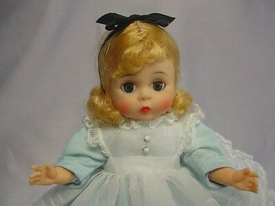 Madame Alexander-kins BKS Blonde Doll Alice ADORABLE