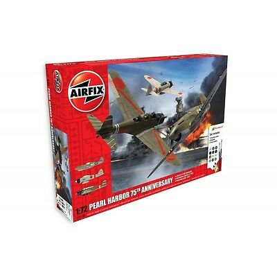 AIRFIX 50180 PEARL HARBOR - 75th ANNIVERSARY GIFT SET 1:72