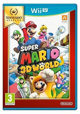 Super Mario 3D World (Wii U) (Selects) [New Game]