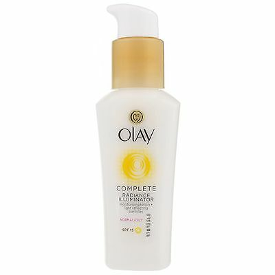 Olay Complete Care Radiant Glow Day Fluid Normal/Oily skin SPF15 75ml