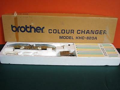 Brother Colour Changer Model KHC-820A w/ orig box + manual