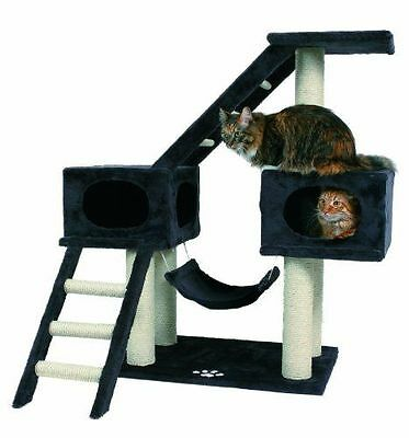 Trixie - 43947 - Arbre à chat ``Malaga`` - Anthracite - 109 cm Import NEUF