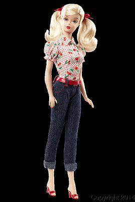 CHERRY PIE PICNIC Barbie - Gold Label - IN STOCK NOW!