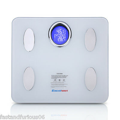 180KG Bluetooth Digital Body Fat Scale Analyser Weight Loss Scale Weighing Scale