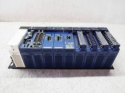 Toyoda Thr-2766 8 Slot Base W/cards Power 2 Thv-2748, Pc3Jg-P, Thk-2750.....