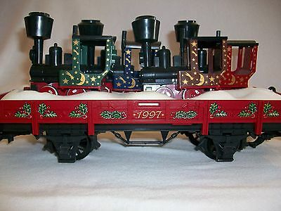 LGB Train G Scale 42100 Chritmas Gnomy Transport Train Car 1997
