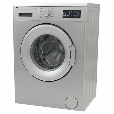 CONTINENTAL EDISON LL712S - Lave-linge frontal 7kg A++ Silver  NEUF